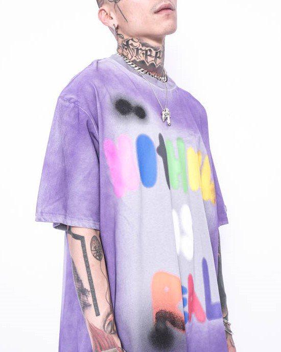 《2色》全ては幻想Tシャツの画像3