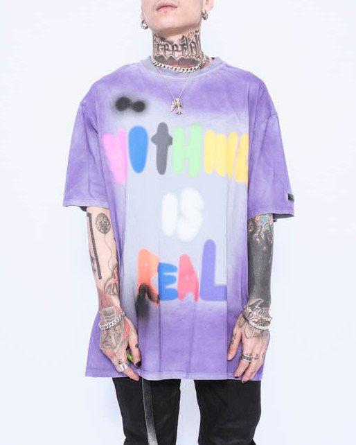 《2色》全ては幻想Tシャツの画像5