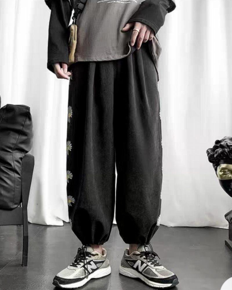 《2色》デイジーサイドラインジョガーパンツ(小さいサイズ)の画像5